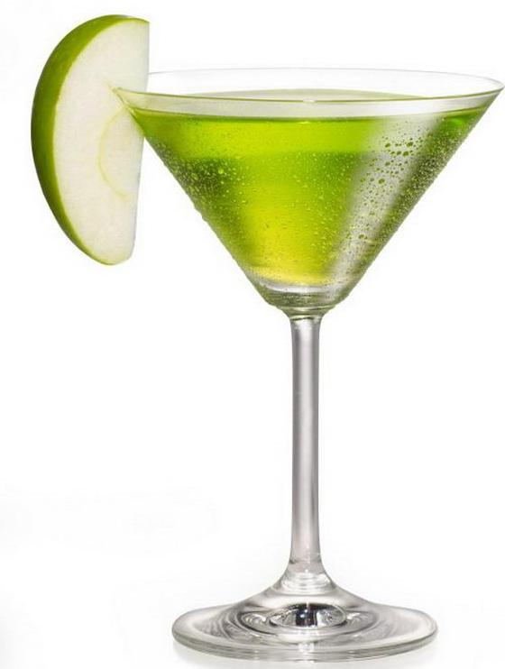 green-cocktail